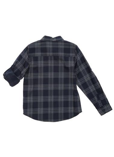 Panço Erkek Çocuk Uzun Kollu Gömlek 19112013100 Lacivert